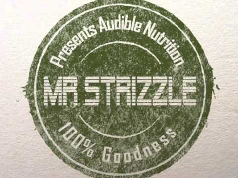 Soulful Gospel House Mix - Mr Strizzle Presents Audible Nutrition MIX5 A2