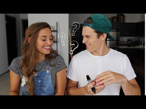 Boyfriend Guesses Makeup Prices | Kristin Lauria