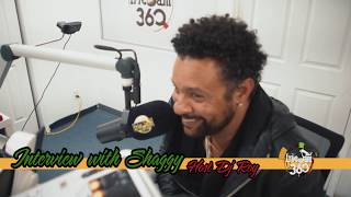 IrieJam 360 Interview W/ Shaggy Host DJ Roy Part 3 of 3