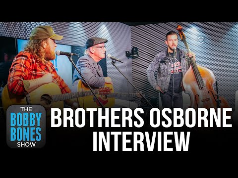Brothers Osborne Talks About New Album 'Skeletons'