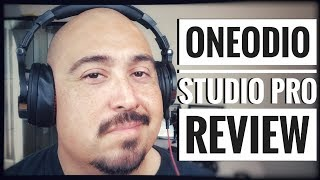 I'm impressed! OneOdio Studio Pro 50 DJ Headphones Review (2018)