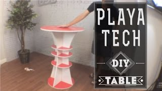 Playatech Bar Table Furniture Design