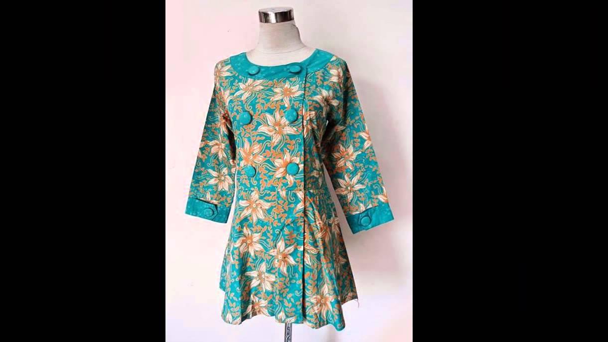 Model Baju Batik Hamil Kerja Uki82 Ngeblog
