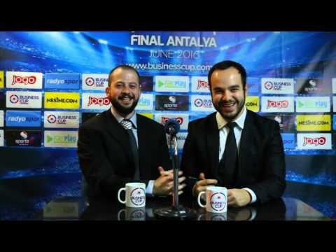 51.Dakika Kura Özel - Ankara - Business Cup 2016