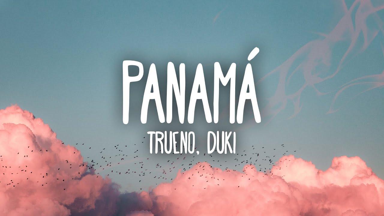 Trueno, Duki - PANAMÁ