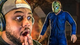 Playing As JASON In GTA 5 Mods! (Friday The 13th)