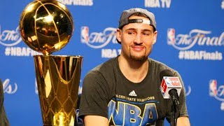 Klay Thompson Resigning With The Warriors?! Dwade Threatens Jimmy Butler!