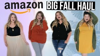 Hope you enjoy this MASSIVE haul of ALL Amazon clothing! I asked you all what clothing items you wanted to see this Fall and tried to cater it around you as ...