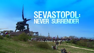 Sevastopol: Never Surrender. 70th anniversary of the city's liberation from the Nazis (Trailer)