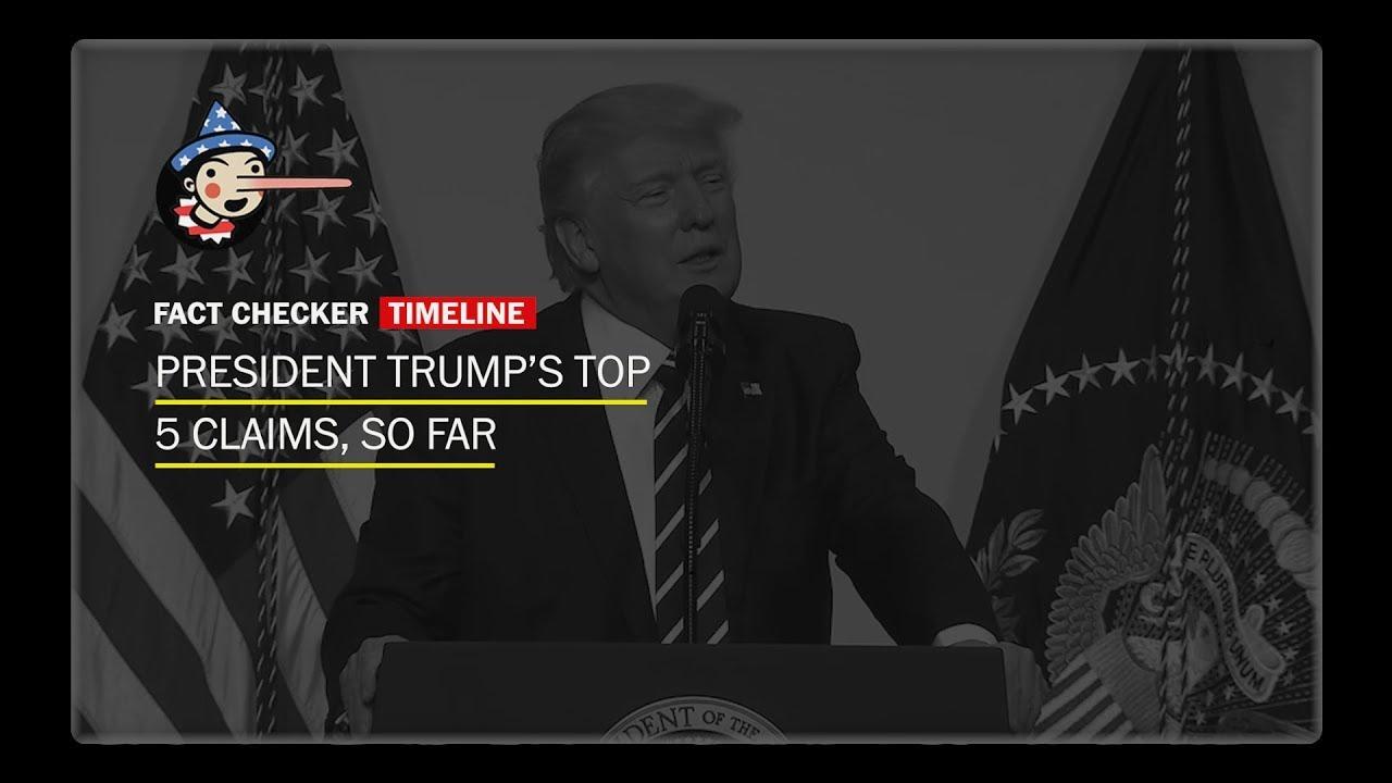 President Trump has made more than 1,000 false or ...