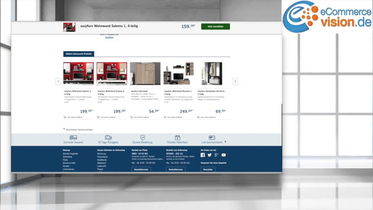 online angebot von im kurz check youtube. Black Bedroom Furniture Sets. Home Design Ideas