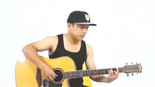 Yêu nhau ghét nhau guitar