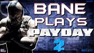 BANE PLAYS Payday 2!! - Jewellery Store (Payday 2 Beta Gameplay)
