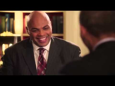 Charles Barkley Interviews President Obama   February 16, 2014   NBA All Star Game 2014