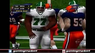 Dreamcast online NCAA 2k2