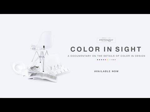 Color In Sight I A Documentary on the Details of Color in De