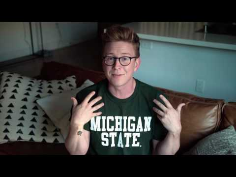 Tyler Oakley: MSU 2017 Homecoming Grand Marshal