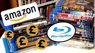 AMAZON PRICE GLITCH - Blu-ray Haul (24 films!)