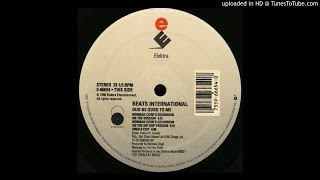 Beats International~Dub Be Good To Me [Norman Cook