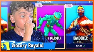 🔴 PRO 13 YR Old Fortnite Player! | NEW LEAKED SKINS! | Giveaways! | (Fortnite: Battle Royale)