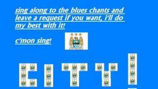 Man City Songs/Chants- Boys In Blue