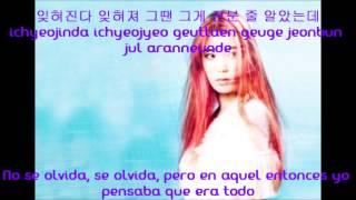 IU - Gloomy Clock Feat Jonghyun (SHINee) [Sub Español + Hangul + Rom] ♥