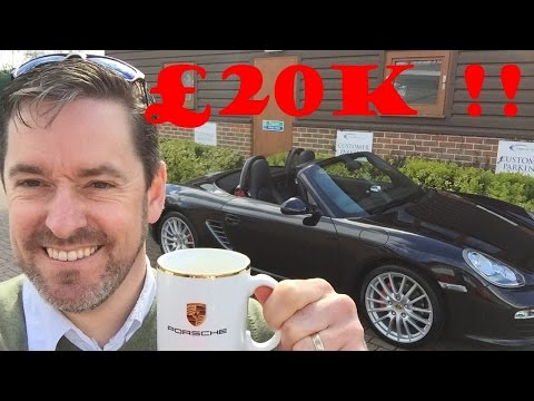 2009 Porsche Boxster 3.4S - Review and Roadtest