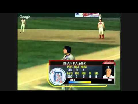 All Star Baseball 2001 Week 1