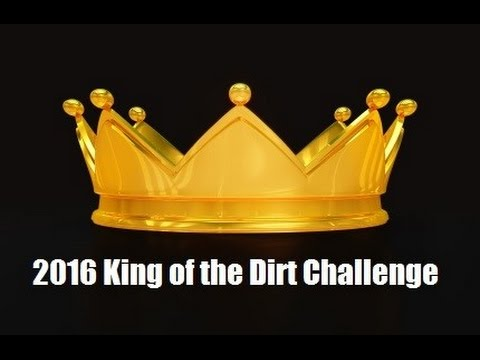 Southern Vintage Racing Association King of the Dirt Challenge 2016