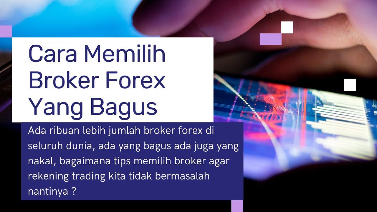 9 Broker Forex Terbaik Bagi Trader Indonesia (Rekomendasi)