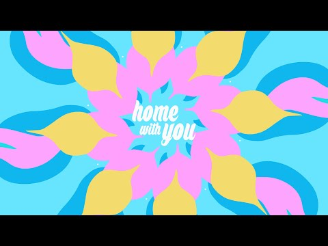 Elle Exxe - Home With You [Lyric Video]