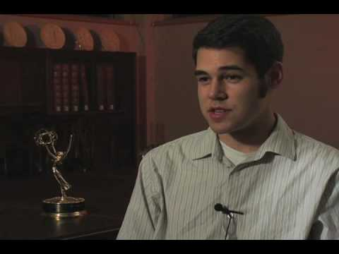 DeSales Student Brandon Pousely Wins Emmy