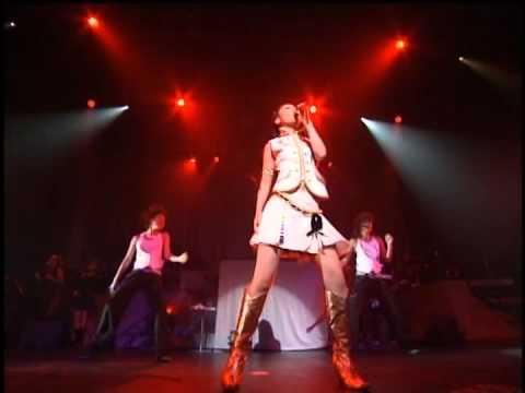 島谷ひとみ  Garnet Moon~Falcoメドレー   (Live 2005)