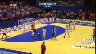 2015世界男子ハンドボール選手権、カタール、ダニエル・ナルシスのシュートに注目