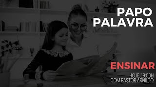 IP Central de Itapeva - Papo Palavra com Rev. Arnildo Klumb 16/10/2020