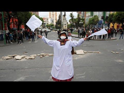 "Bolivien-Krise: ""Es ist"