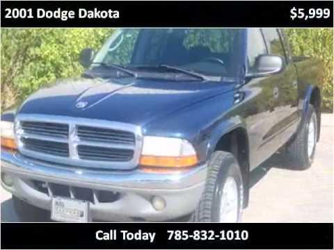 2001 Dodge Dakota Used Cars Lawrence KS