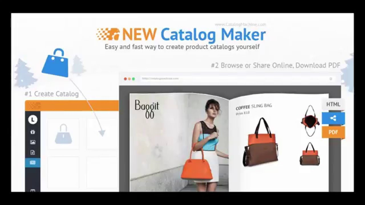 How to Prepare a Simple Catalog for Your Product Line