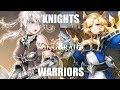 RIP SCARLET! Kings Raid - Knights & Warriors (Jan. 2018 Patch - Part 1)
