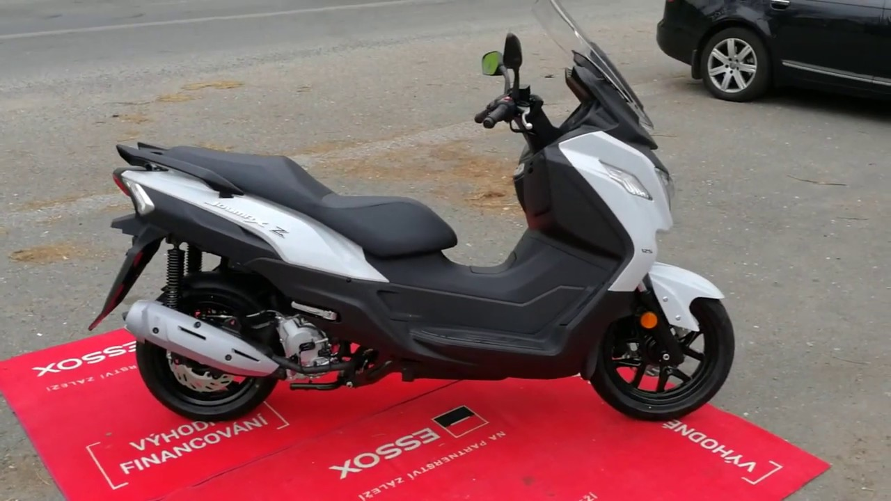 SYM JOYMAX Z 125