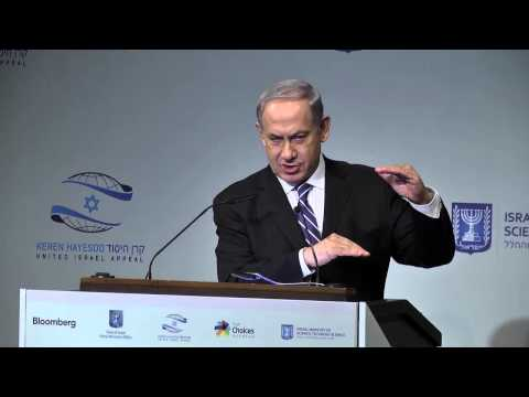 PM Netanyahu at Fuel Choices Summit