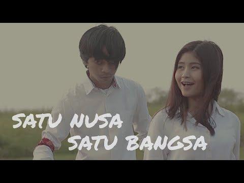 Satu Nusa Satu Bangsa - Diwa Yoedi  & Puji Ratna Sari (  Liberty Manik ) Lagu Nasional Piano Kerinok