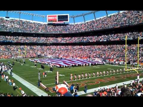 Broncos v Chargers Opening