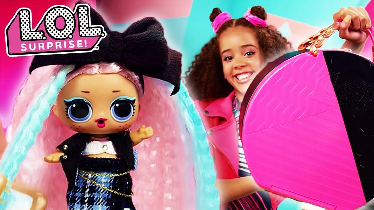L.O.L. Surprise! Dolls Hair Salon