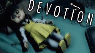 Devotion Gameplay Part 1 Live Stream: Taiwanese Horror Game by Red Candle Games!!!!