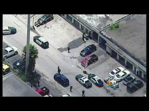 Two Injured In Oakland Park Warehouse Shooting