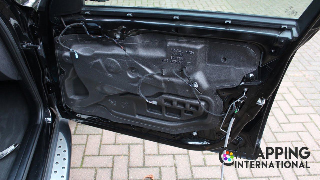 BMW X3 e83 door trim removal swap DIY & BMW X3 e83 door trim removal swap DIY - YouTube Pezcame.Com