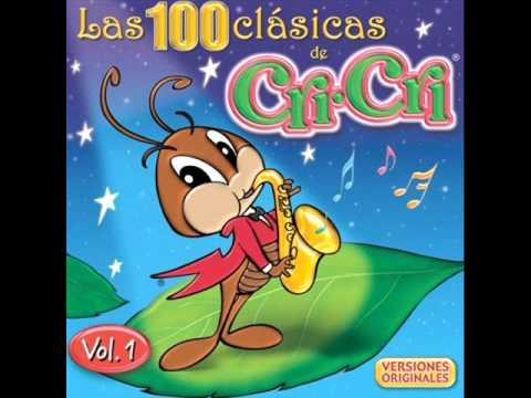 07 Cancion de las Brujas Las 100 Clasicas de Cri Cri Volumen 1