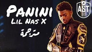lil-nas-x-panini-lyrics-video-مترجمة