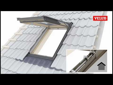 control pad velux integra video guida all 39 installazione doovi. Black Bedroom Furniture Sets. Home Design Ideas